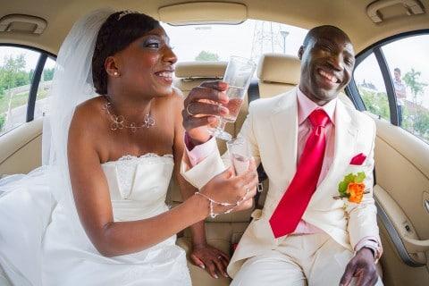 Jolice  & Kaomi – Shoot des mariés
