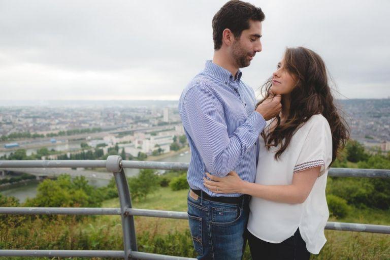 Engagement Pierre et Claire
