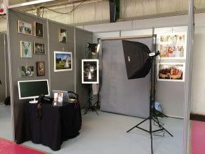 Mon stand au Salon du Mariage de Rouen